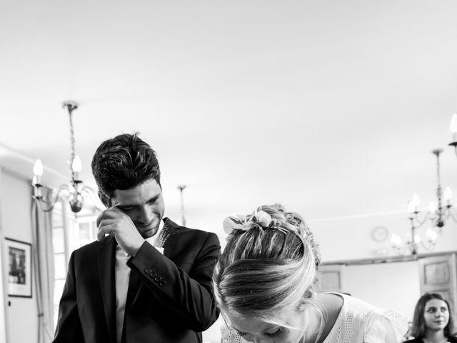 Le mariage de Arthur et Marine à Houdan, Yvelines 19
