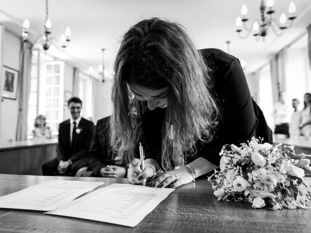 Le mariage de Arthur et Marine à Houdan, Yvelines 20