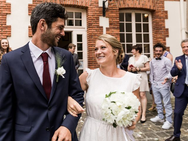 Le mariage de Arthur et Marine à Houdan, Yvelines 24