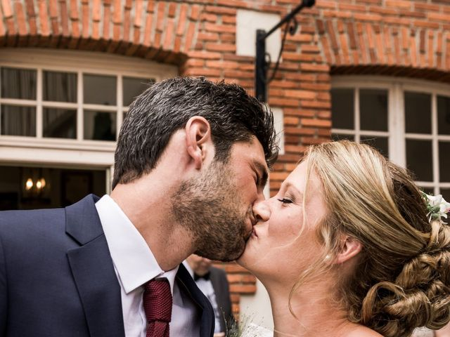 Le mariage de Arthur et Marine à Houdan, Yvelines 25