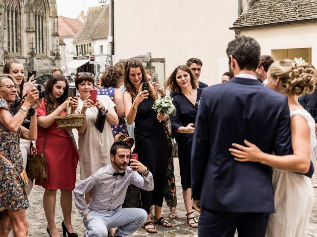 Le mariage de Arthur et Marine à Houdan, Yvelines 26