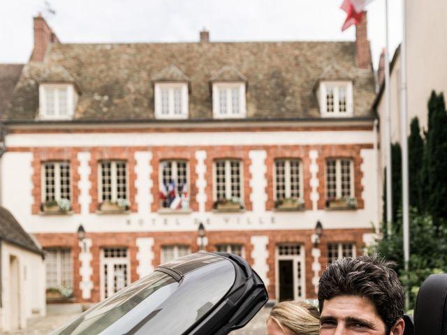 Le mariage de Arthur et Marine à Houdan, Yvelines 31