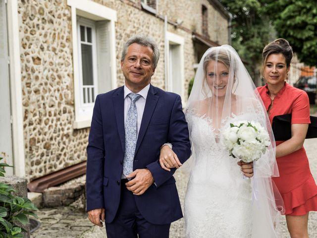 Le mariage de Arthur et Marine à Houdan, Yvelines 51