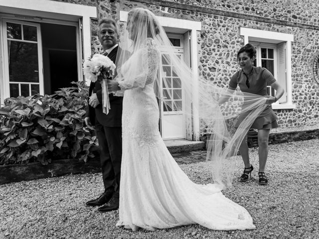 Le mariage de Arthur et Marine à Houdan, Yvelines 52