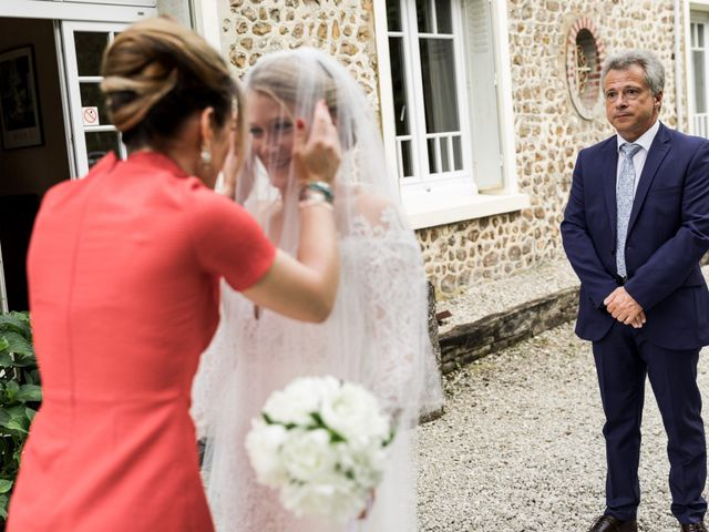 Le mariage de Arthur et Marine à Houdan, Yvelines 53