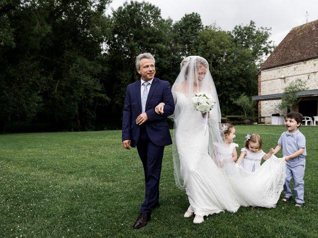 Le mariage de Arthur et Marine à Houdan, Yvelines 55