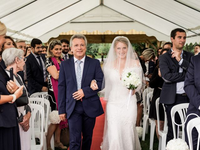 Le mariage de Arthur et Marine à Houdan, Yvelines 56