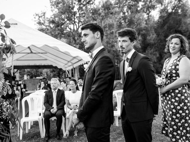 Le mariage de Arthur et Marine à Houdan, Yvelines 61