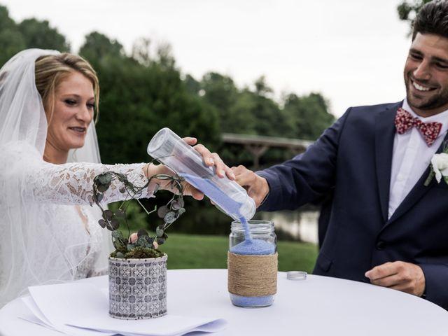 Le mariage de Arthur et Marine à Houdan, Yvelines 65