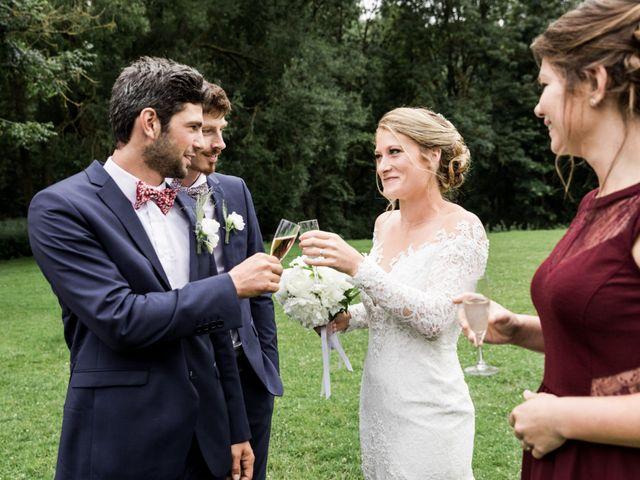 Le mariage de Arthur et Marine à Houdan, Yvelines 77