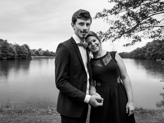 Le mariage de Arthur et Marine à Houdan, Yvelines 79