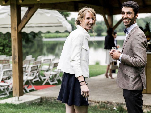 Le mariage de Arthur et Marine à Houdan, Yvelines 84