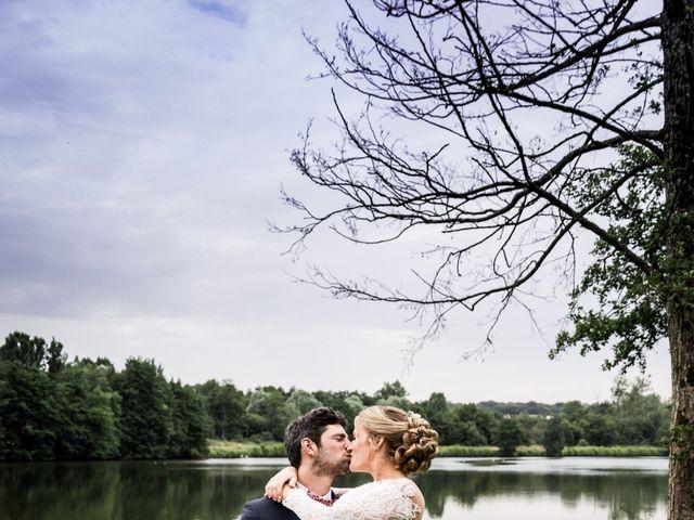 Le mariage de Arthur et Marine à Houdan, Yvelines 91