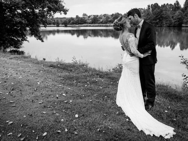 Le mariage de Arthur et Marine à Houdan, Yvelines 93