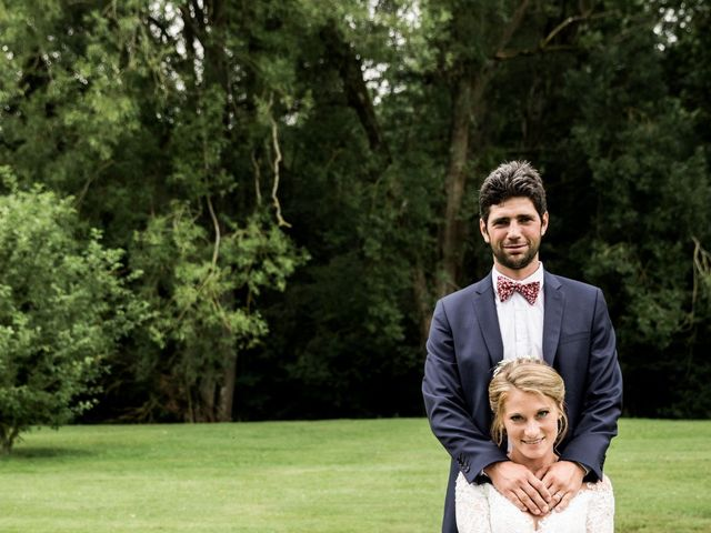 Le mariage de Arthur et Marine à Houdan, Yvelines 99