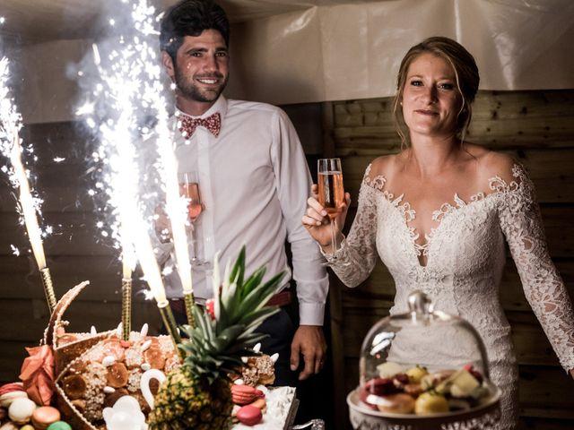 Le mariage de Arthur et Marine à Houdan, Yvelines 132