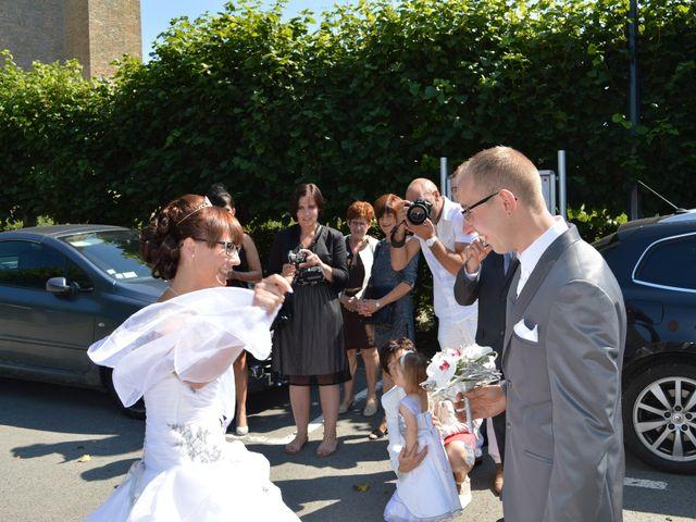 Le mariage de Bastien et Aurélie à Rubrouck, Nord 10