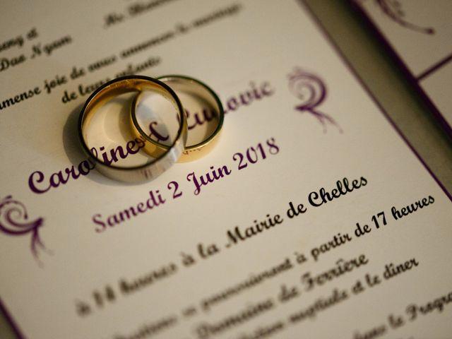 Le mariage de Ludovic et Caroline à Ozoir-la-Ferrière, Seine-et-Marne 15