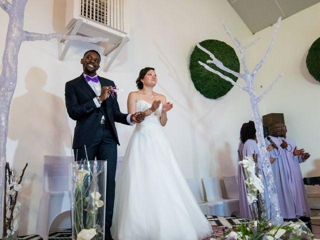 Le mariage de Ludovic et Caroline à Ozoir-la-Ferrière, Seine-et-Marne 54