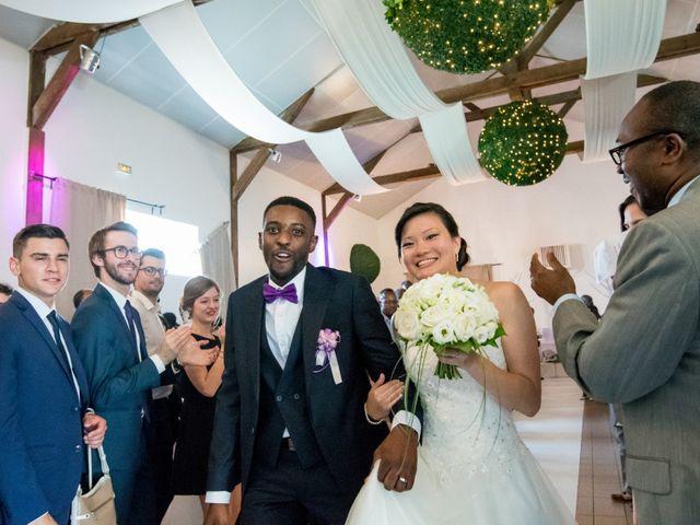 Le mariage de Ludovic et Caroline à Ozoir-la-Ferrière, Seine-et-Marne 55