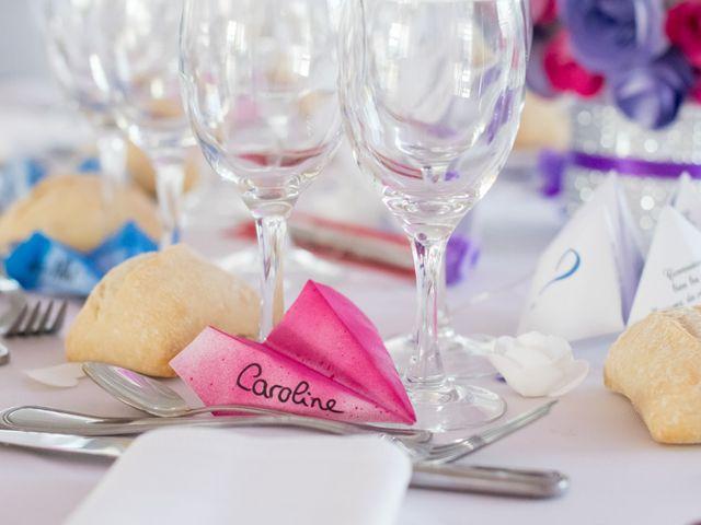 Le mariage de Ludovic et Caroline à Ozoir-la-Ferrière, Seine-et-Marne 92