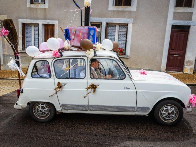 Le mariage de Guillaume et Malory à Saint-Pardoux-la-Rivière, Dordogne 16