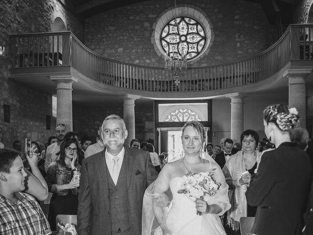 Le mariage de Guillaume et Malory à Saint-Pardoux-la-Rivière, Dordogne 20