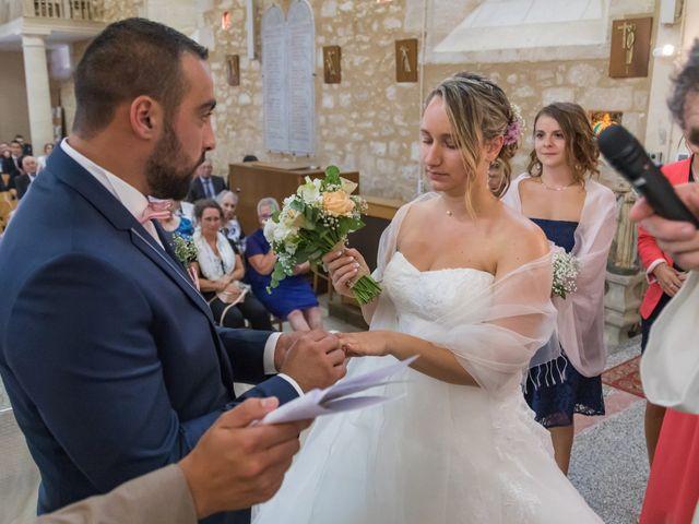 Le mariage de Guillaume et Malory à Saint-Pardoux-la-Rivière, Dordogne 21