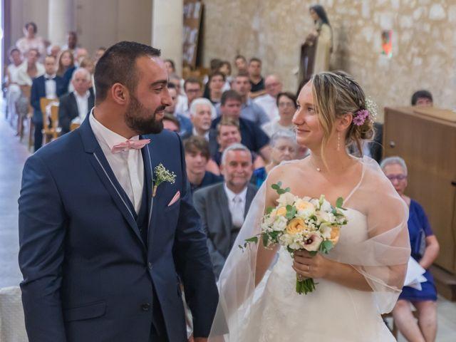 Le mariage de Guillaume et Malory à Saint-Pardoux-la-Rivière, Dordogne 22