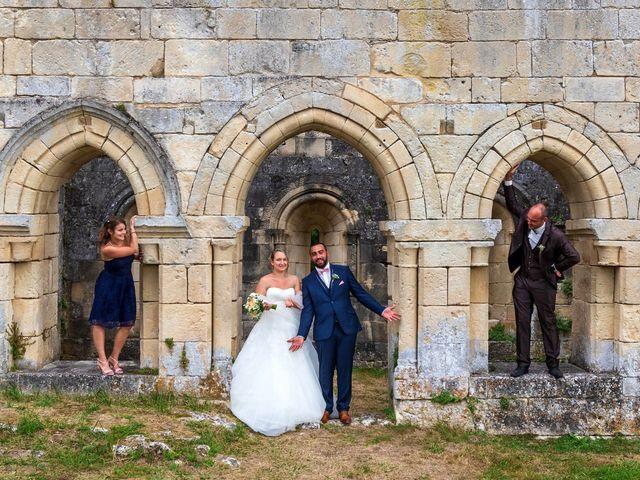 Le mariage de Guillaume et Malory à Saint-Pardoux-la-Rivière, Dordogne 25