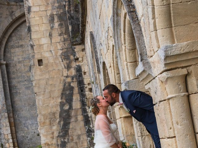 Le mariage de Guillaume et Malory à Saint-Pardoux-la-Rivière, Dordogne 27