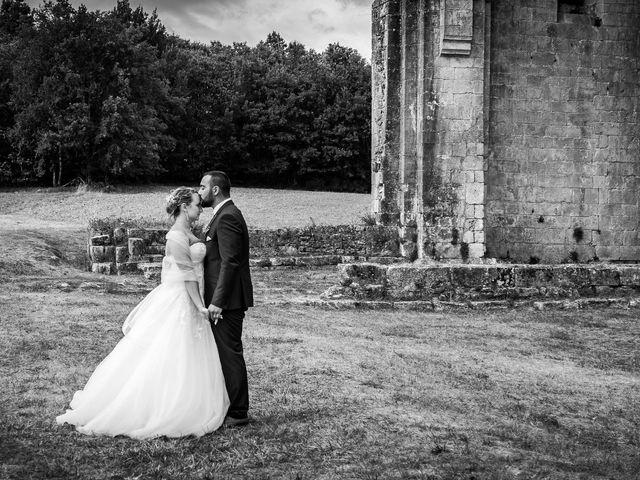 Le mariage de Guillaume et Malory à Saint-Pardoux-la-Rivière, Dordogne 29