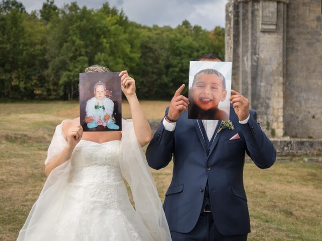 Le mariage de Guillaume et Malory à Saint-Pardoux-la-Rivière, Dordogne 30