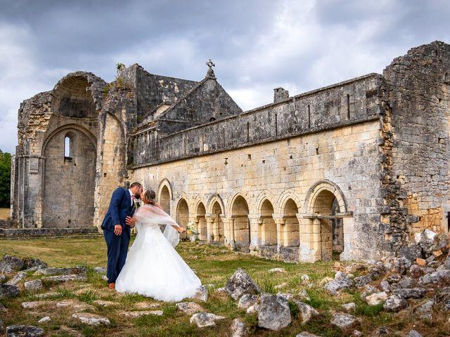 Le mariage de Guillaume et Malory à Saint-Pardoux-la-Rivière, Dordogne 31