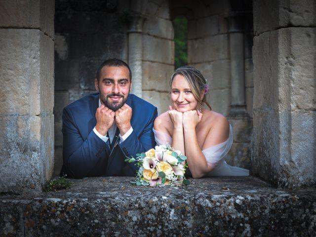 Le mariage de Guillaume et Malory à Saint-Pardoux-la-Rivière, Dordogne 32