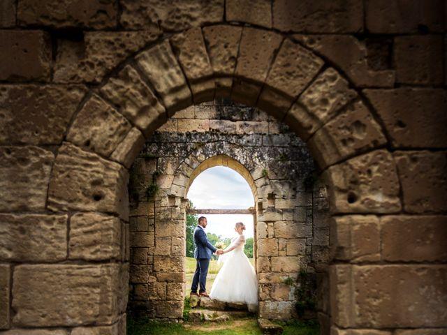 Le mariage de Guillaume et Malory à Saint-Pardoux-la-Rivière, Dordogne 33