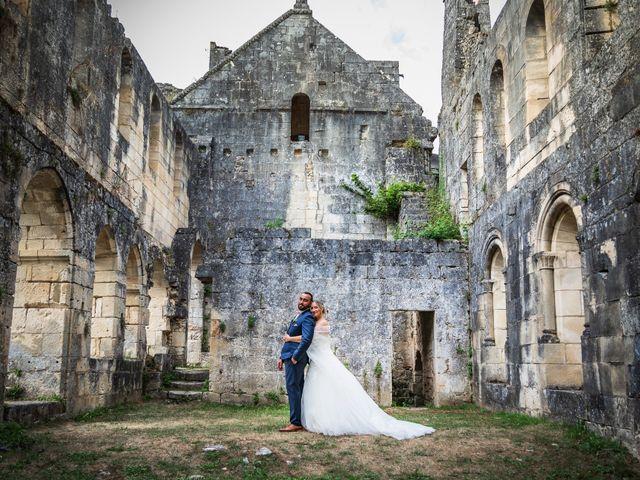 Le mariage de Malory et Guillaume