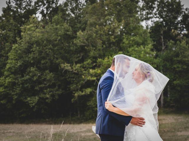 Le mariage de Guillaume et Malory à Saint-Pardoux-la-Rivière, Dordogne 36