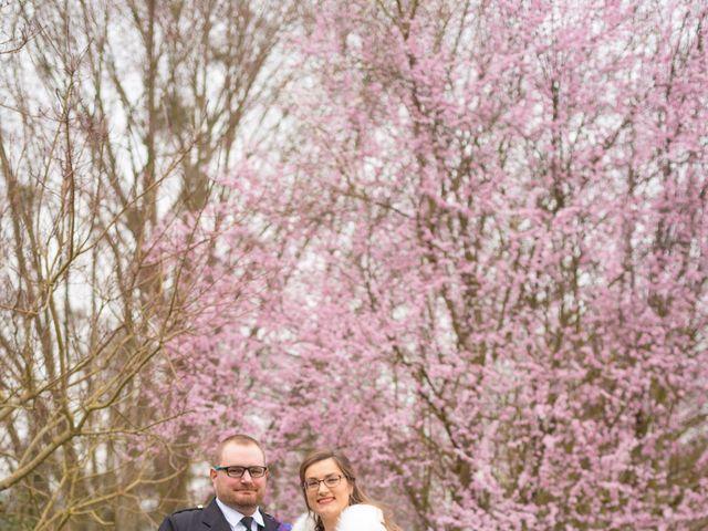 Le mariage de Clément et Aurélie à Croisy-sur-Eure, Eure 12