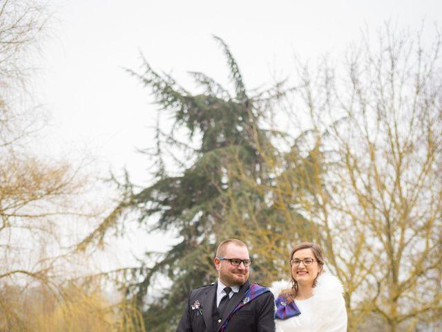 Le mariage de Clément et Aurélie à Croisy-sur-Eure, Eure 14