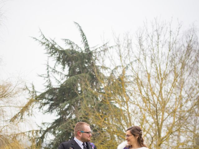 Le mariage de Clément et Aurélie à Croisy-sur-Eure, Eure 15
