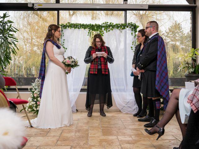 Le mariage de Clément et Aurélie à Croisy-sur-Eure, Eure 23