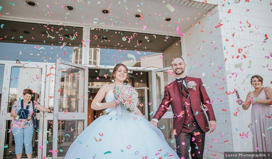 Le mariage de Pierrick et Audrey à Martigues, Bouches-du-Rhône