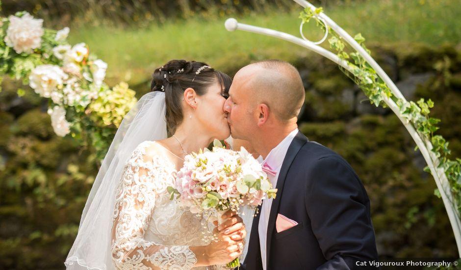 Le mariage de Greg et Laura à Loudes, Haute-Loire