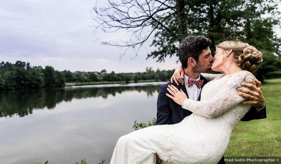 Le mariage de Arthur et Marine à Houdan, Yvelines