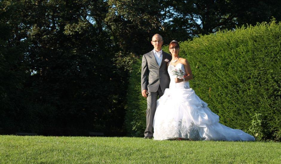 Le mariage de Bastien et Aurélie à Rubrouck, Nord