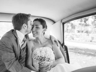 Le mariage de Laetita et Frantz