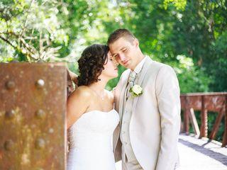 Le mariage de Lory et Romain