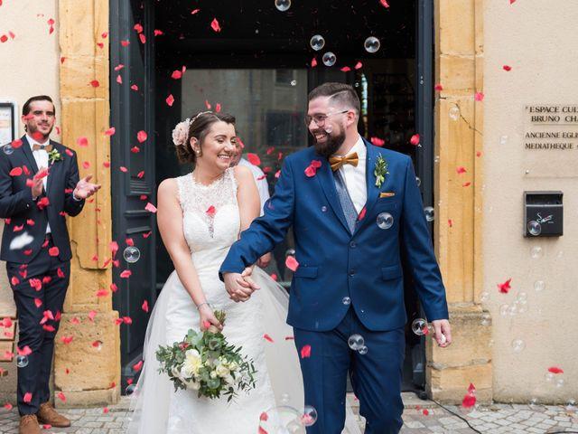 Le mariage de Thibaud et Alison à Le Bois-d'Oingt, Rhône 8