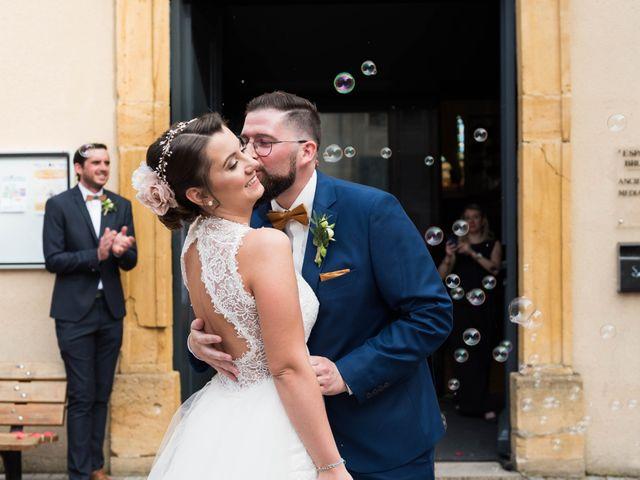 Le mariage de Thibaud et Alison à Le Bois-d'Oingt, Rhône 9